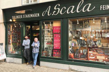 Scala Messerfachwerkstätte / Foto © Maria Reiner
